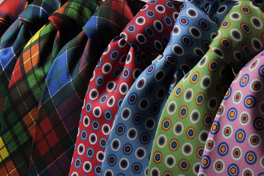 Stil: Muške kravate modernih dezena