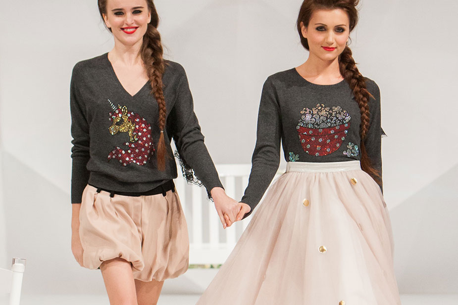 Nova modna revija poznate dizajnerke